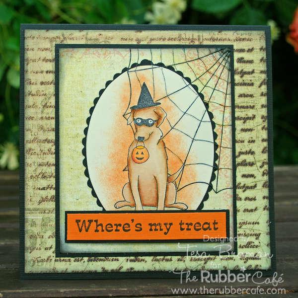 Where's my treat