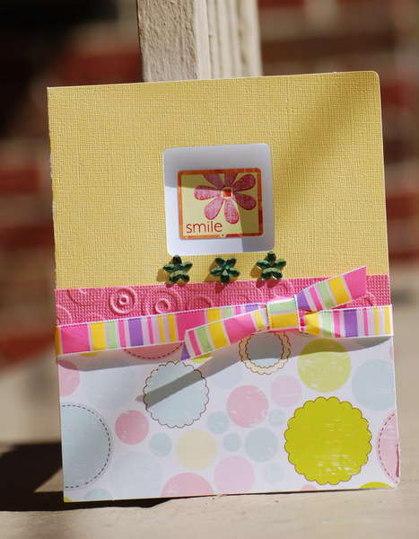 Smile_Get Well Card
