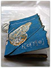 Upcycled Mini Art Journal