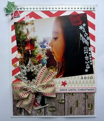 Countdown to Christmas - Paper Wings Productions