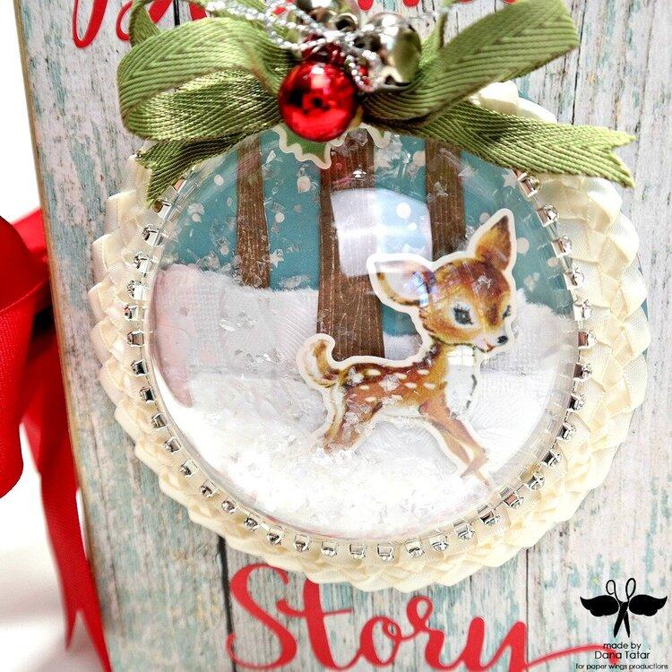 December Story December Daily Album - Cover Closeup