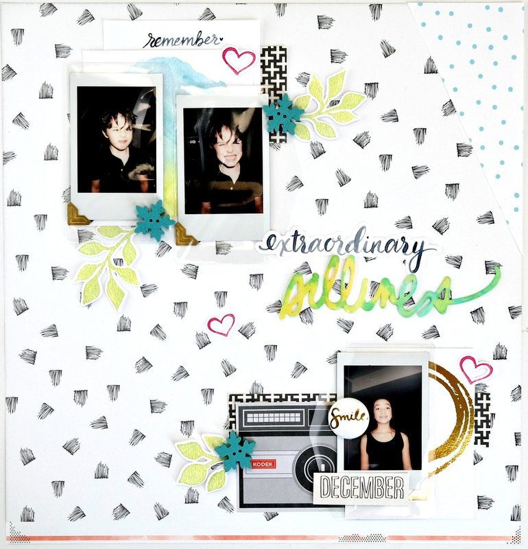 Extraordinary Silliness - Scrapbook Adhesives by 3L
