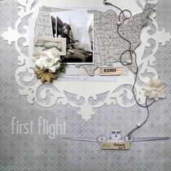 First Flight - C'est Magnifique