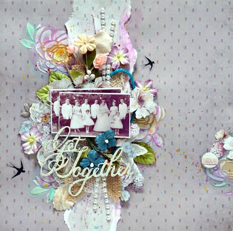 Get Together - FabScraps