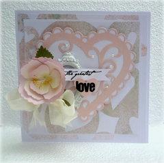 Greatest Love Card - CSW Distributors