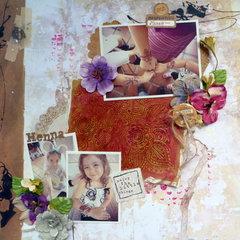 Henna - Creative Inspirations Paint
