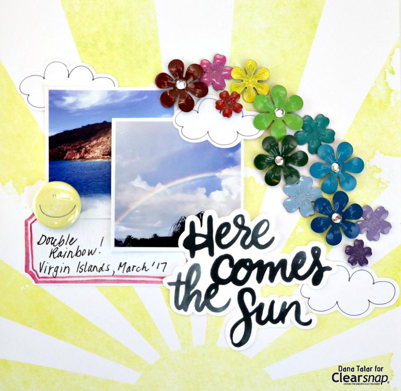 Here Comes The Sun - Clearsnap