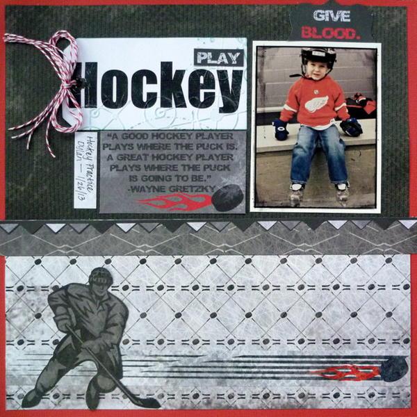 Play Hockey - Moxxie