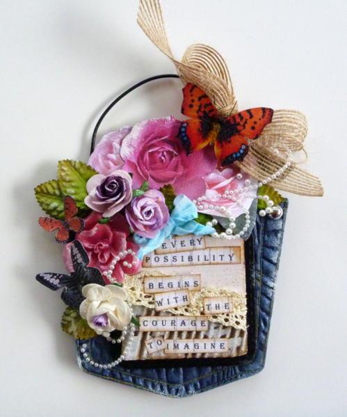 Imagine Pocket Hanging - Creative Inspirations Paint