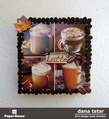 Latte Canvas - Paper House Productions