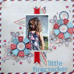 Little Firecracker - Your Memories Here