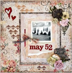 May '52 - Scraps of Darkness