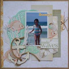 Beauty - Your Memories Here