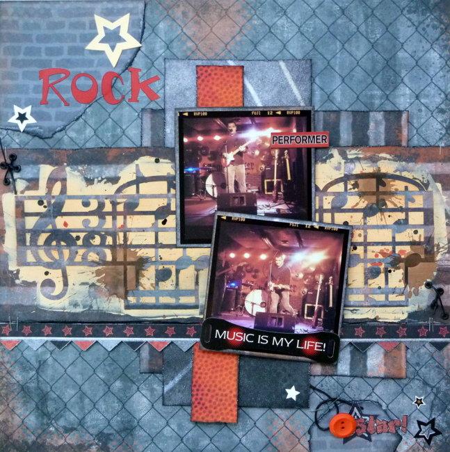 Rock Star - Moxxie
