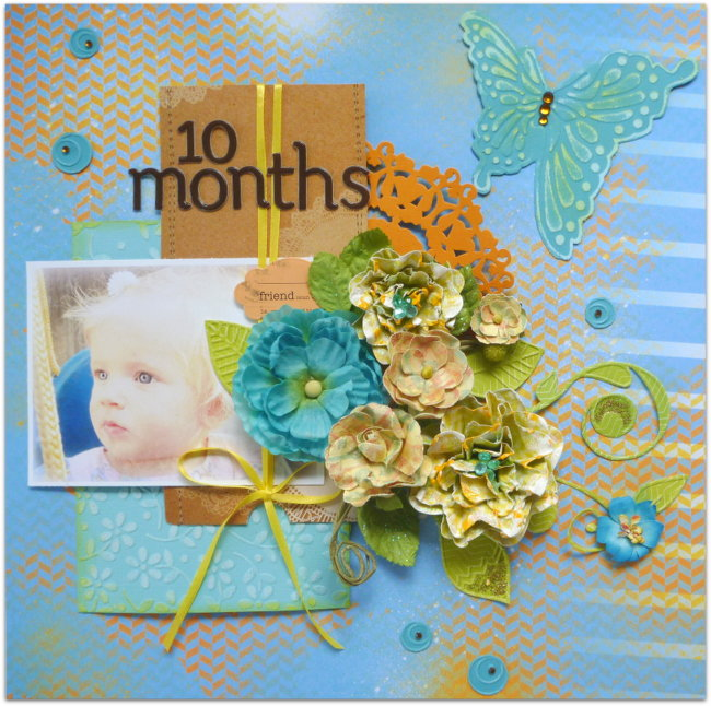 10 Months - Couture Creations