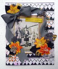 Halloween Greetings - Paper Wings Productions