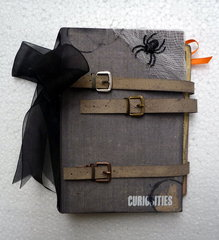 Halloween Mini Album - Paper Wings Productions