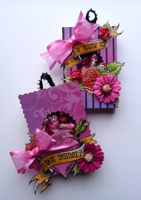 Valentine Boxes - Moxxie