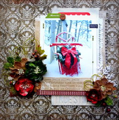 Frosty - C'est Magnifique December Kit