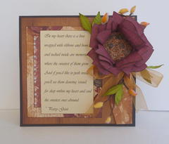 Poetry Card - Quick Quotes