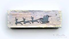 Reindeer Canvas - Pion Design
