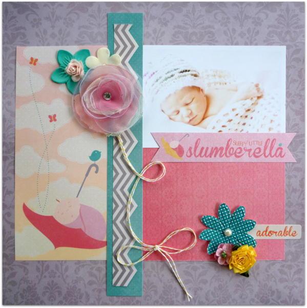 Slumberella - Moxxie/Inspired Blueprints #82