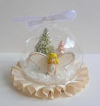 Snow Globe - Tando Creative Chipboard