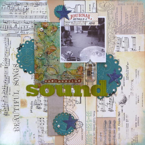 Engineering Sound - Couture Creations