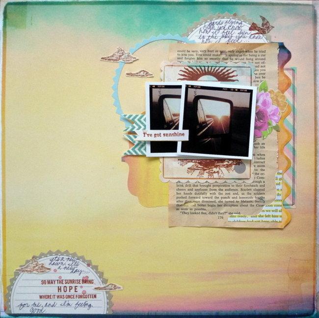 I've Got Sunshine - Paper Wings Productions