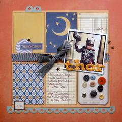 Thor - Moxxie/Inspired Blueprints #84