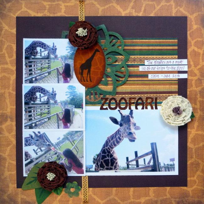 Zoofari - Moxxie