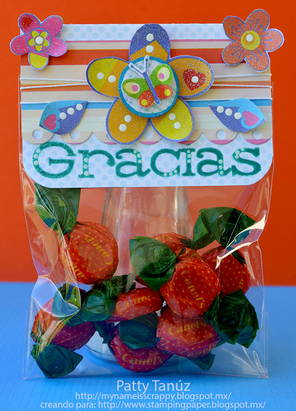 GRACIAS... CANDY BAG...