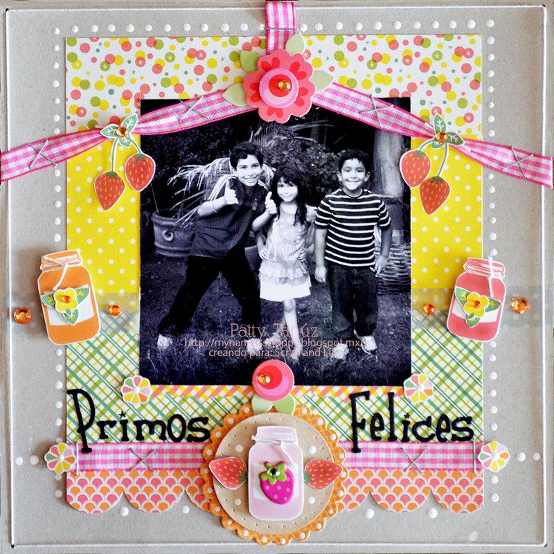 PRIMOS FELICES...