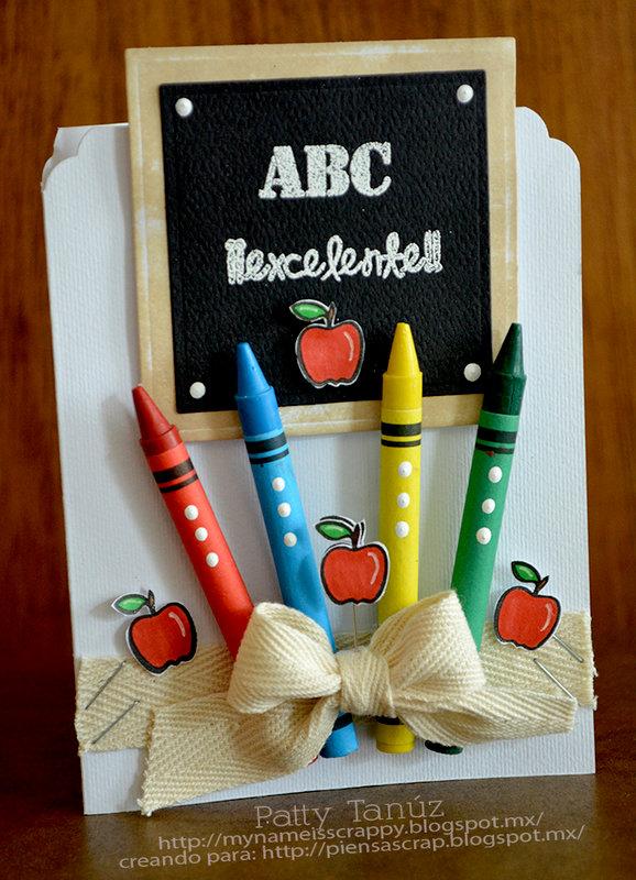 ABC EXCELENTE! CARD...