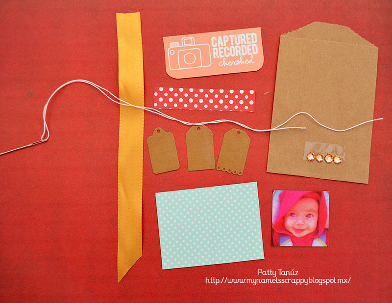 TUTORIAL: ITTY BAG WITH A PIC :)