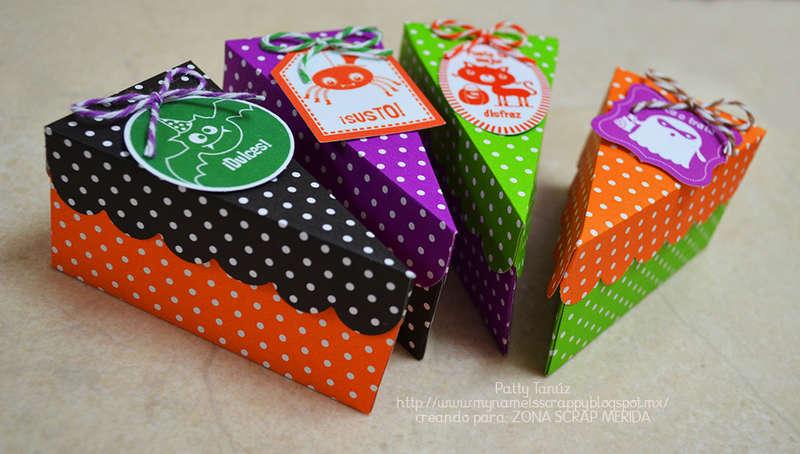 CAKE BOXES HALLOWEEN...