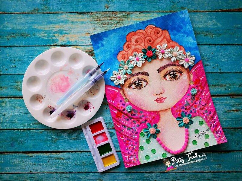 Frida Illustration by me