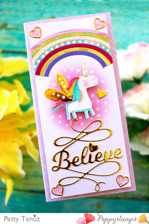 Believe with Poppystamps!