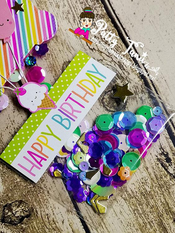 Happy Birthday Bag