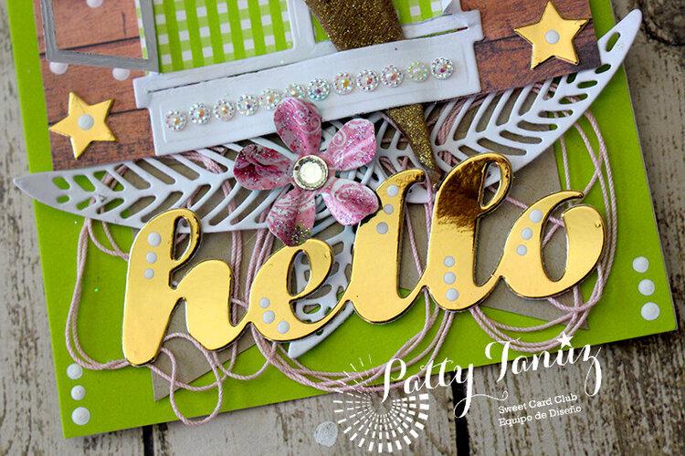 Hello Card!!!