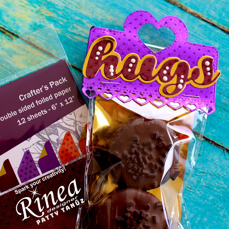 Packaging with Rinea Foils!