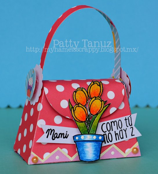 MAMI, COMO TÚ NO HAY DOS!!!! MOTHER`S DAY BAG!