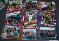 Country Thunder 2004-Canvas wall art