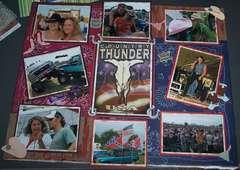 Country Thunder 2004-Canvas wall art