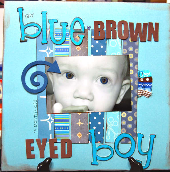 My Blue-Brown Eyed Boy (2008)
