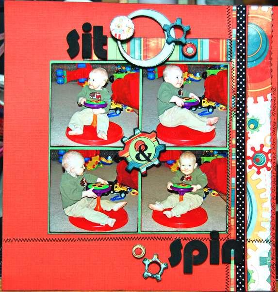 Sit & Spin 2008