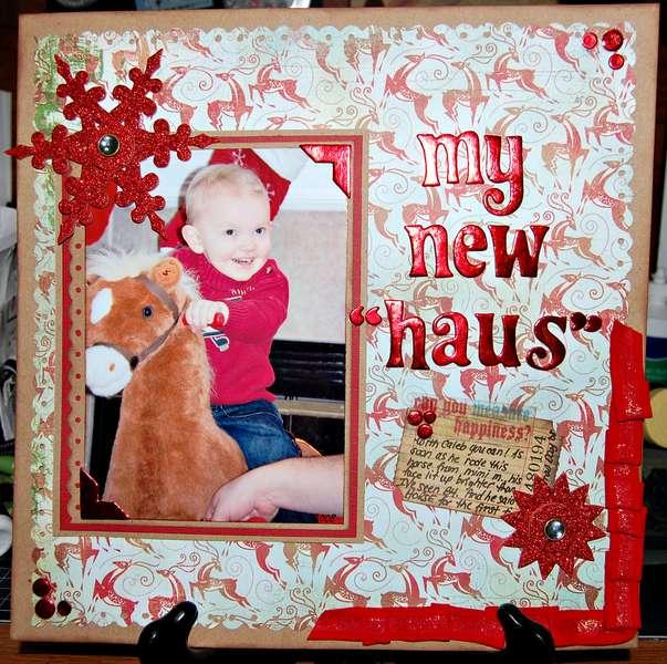 """My New """"Haus"""""""