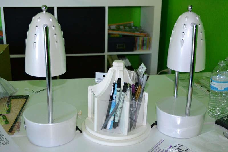 New OttLite Lamps