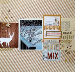 Wintery Mix