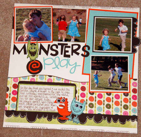 Monsters @ Play   Page 2